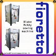Blake McKay sewing machinery