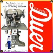 Sole stitching machine DUER 719