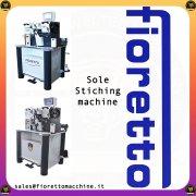 Sole stiching machinery ESS 828HT - ESS 828M