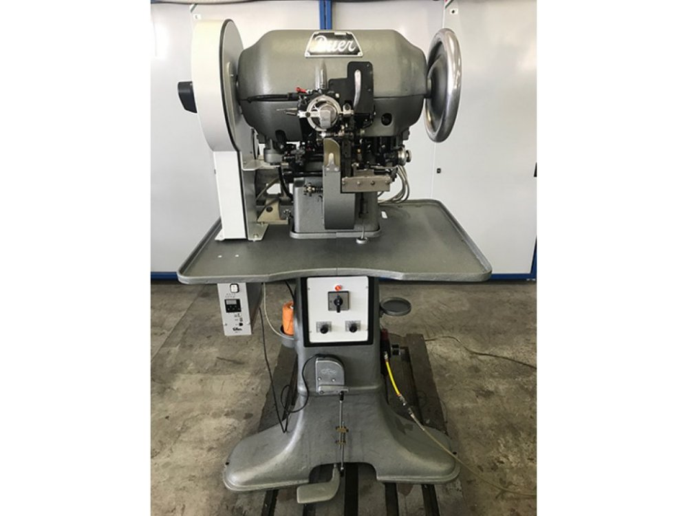 fully rebuilt DUER machine