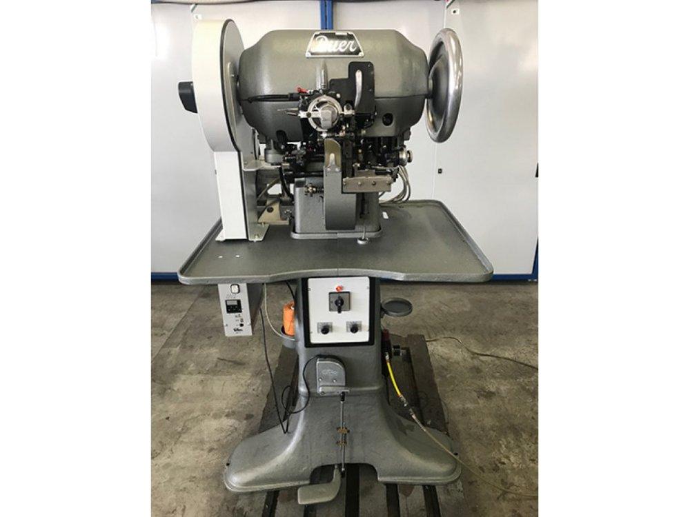 fully rebuilt DUER machine