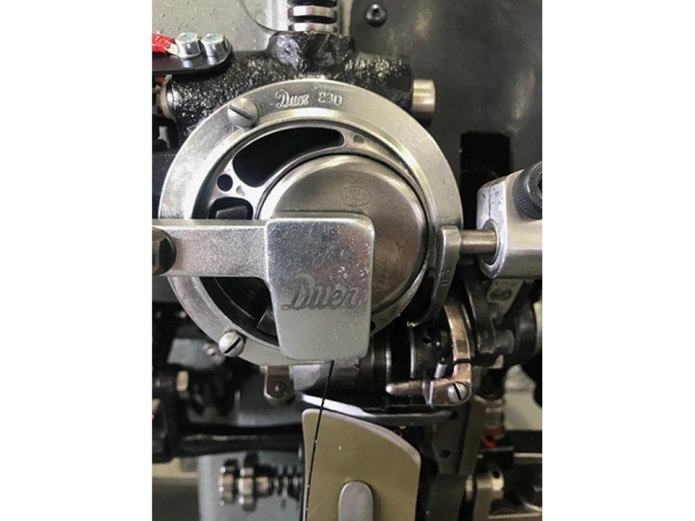 OUTSOLE STITCHING MACHINE MODEL DUER