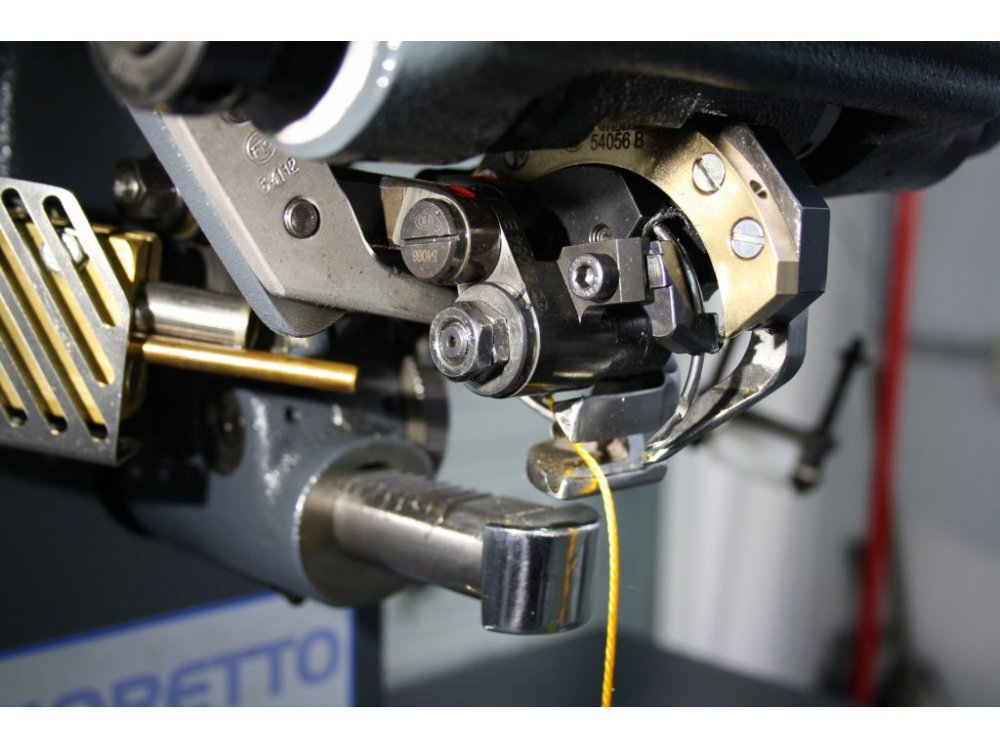 INVERTED GOODYEAR SEWING MACHINE