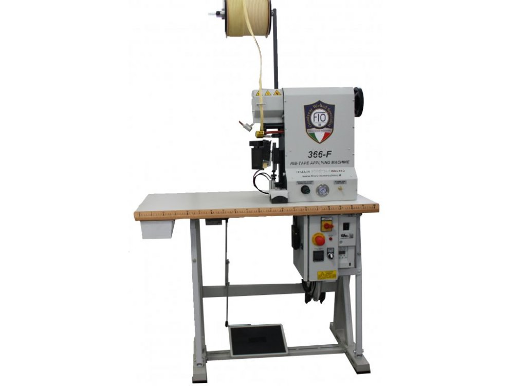 rib tape allplying machine