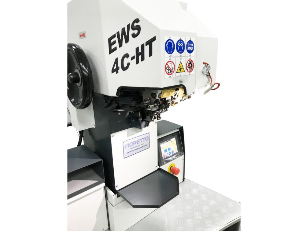 GOODYEAR WELTED SEWING MACHINE MODEL EWS-4C (EQUIPPED WITH AUTOMATIC WELT CUT-OFF DEVICE)