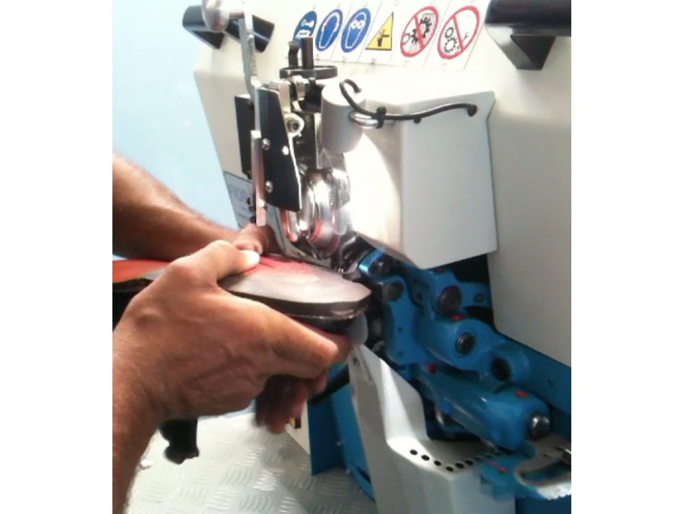 USED OUTSOLE STITCHING MACHINE