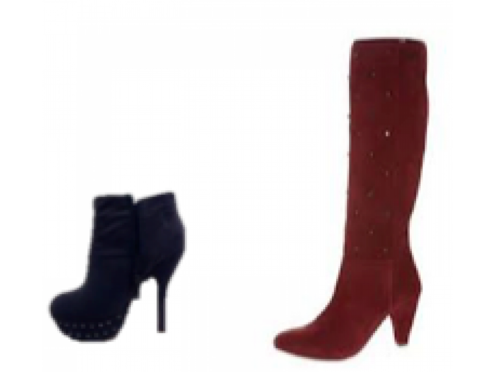 BOOTS SAMPLES