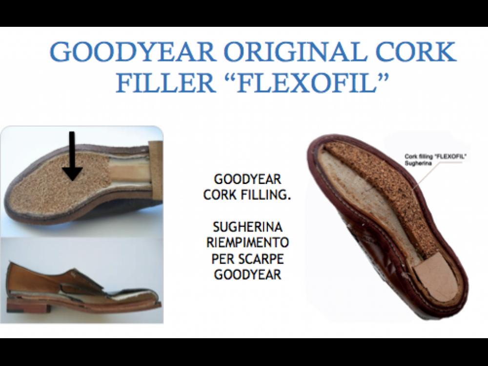 CORK FILLING FLEXOFIL