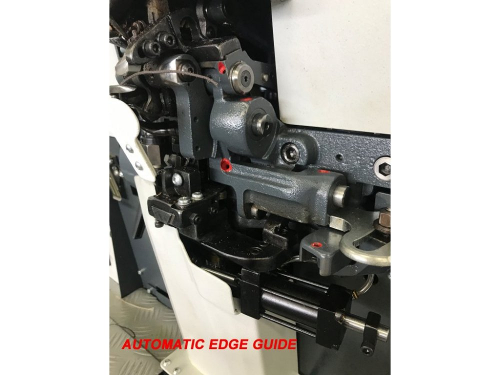 AUTOMATIC EDGE MOVABLE GUIDE
