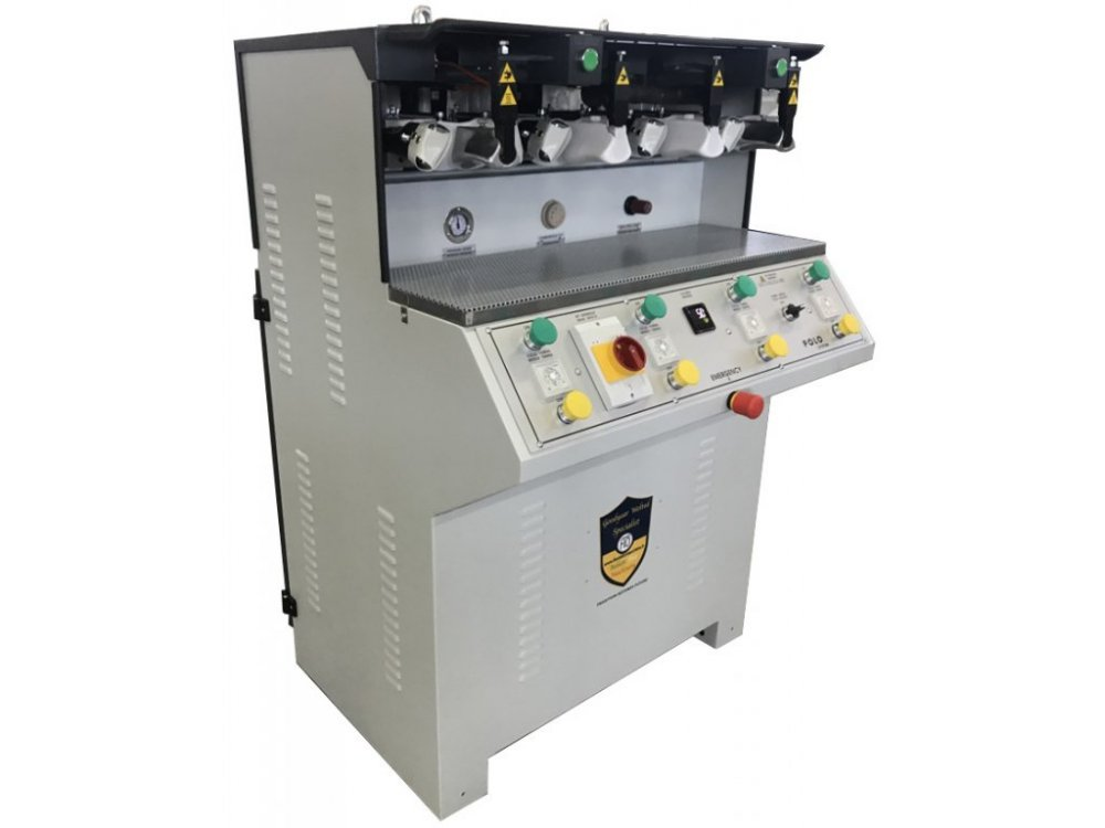 top line forming machine