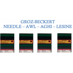 NEEDLE AND AWL  GROZ BECKERT