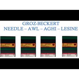 GROZ-BEKERT NEEDLE & AWL