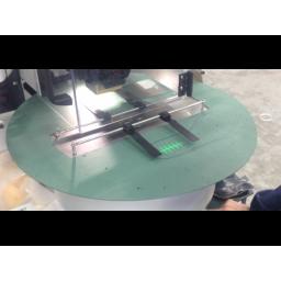 HOT FOIL EMBOSSING MACHINE
