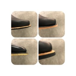 BTF_WORKED SHOES